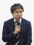 塩田真吾準教授の写真
